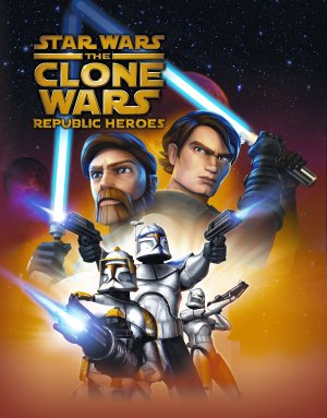 Star Wars: The Clone Wars 3921x5000