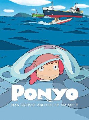 Ponyo en el acantilado 1991x2681