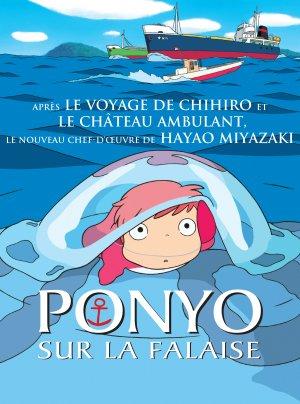 Ponyo en el acantilado 1991x2678