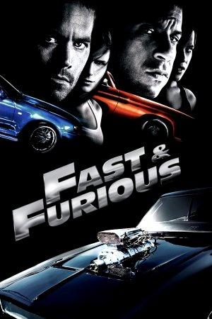 Fast & Furious 600x900