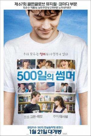 (500) Days of Summer 858x1277