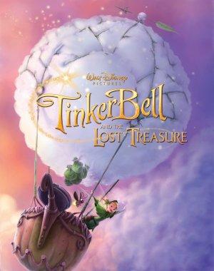 TinkerBell - Die Suche nach dem verlorenen Schatz 3946x5000