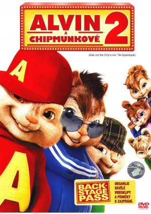 Alvin and the Chipmunks: The Squeakquel 1008x1431