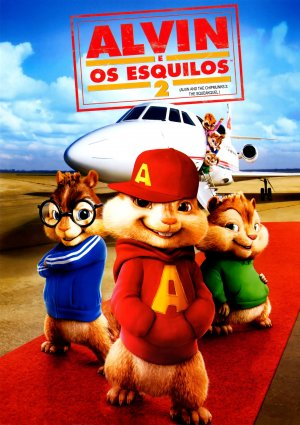 Alvin and the Chipmunks: The Squeakquel 2272x3220