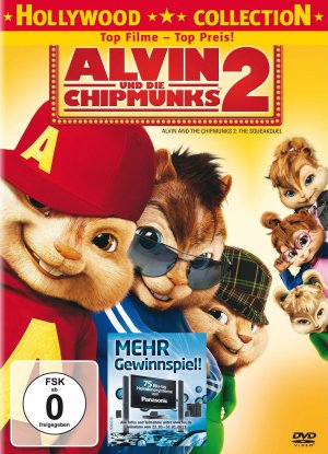 Alvin and the Chipmunks: The Squeakquel 1575x2178