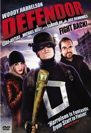Defendor Dvd cover