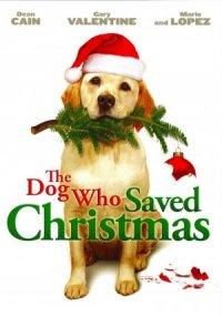 The Dog Who Saved Christmas poster
