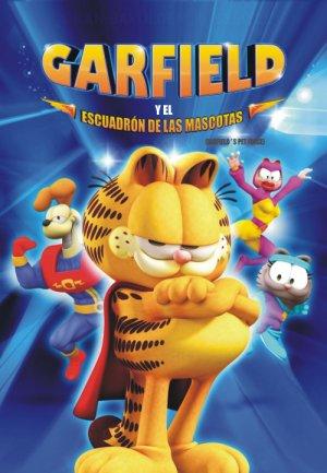 Garfield - Tierische Helden 500x722