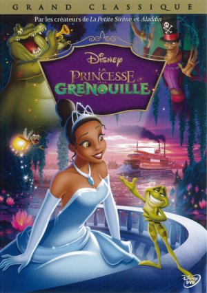 The Princess and the Frog 1526x2169