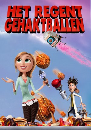 Cloudy with a Chance of Meatballs 1535x2175