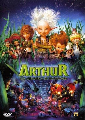 Arthur et la vengeance de Maltazard 1320x1860