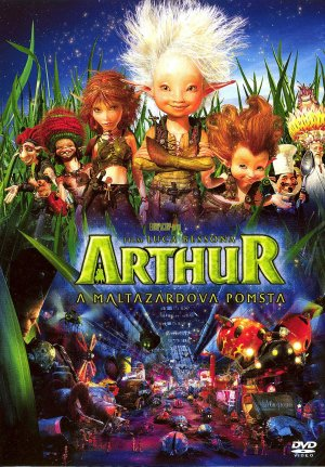 Arthur et la vengeance de Maltazard 996x1431