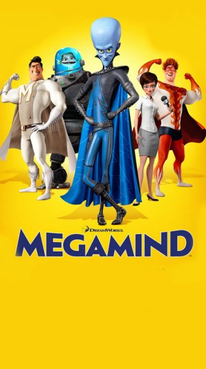 Megamind 558x1000