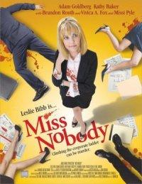 Miss Nobody poster