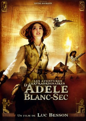 Adèle und das Geheimnis des Pharaos 1533x2161