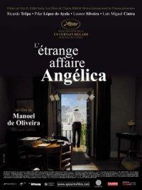 Lo strano caso di Angelica poster