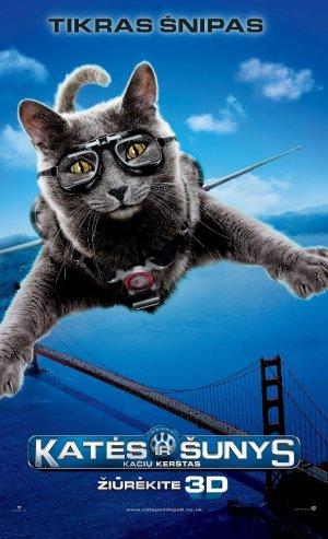 Cats & Dogs - Die Rache der Kitty Kahlohr 608x1000