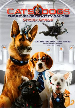 Cats & Dogs - Die Rache der Kitty Kahlohr 1524x2172