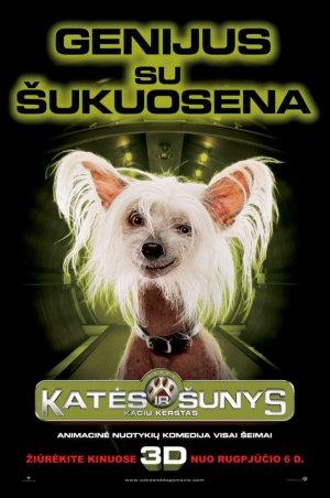Cats & Dogs - Die Rache der Kitty Kahlohr 663x1000