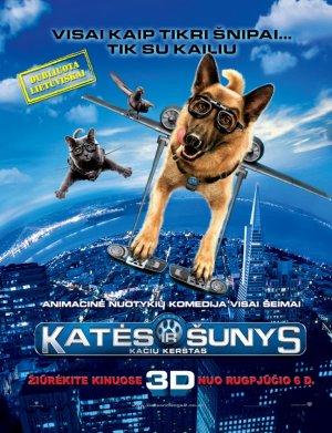Cats & Dogs - Die Rache der Kitty Kahlohr 767x1000