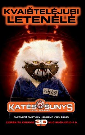 Cats & Dogs - Die Rache der Kitty Kahlohr 631x1000