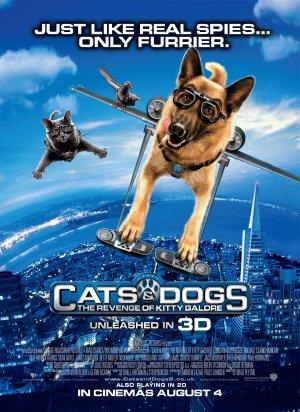 Cats & Dogs - Die Rache der Kitty Kahlohr 3639x5000
