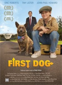 First Dog poster