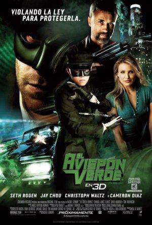The Green Hornet 506x750