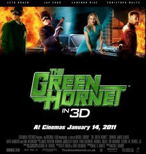 The Green Hornet 670x706