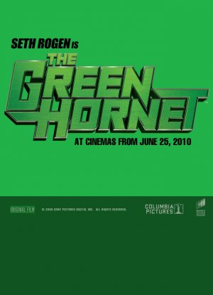 The Green Hornet 655x905