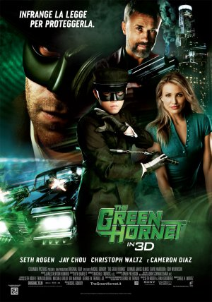 The Green Hornet 1000x1428
