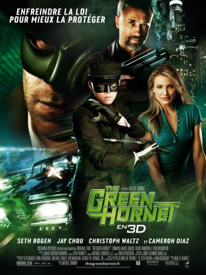 The Green Hornet 1329x1772