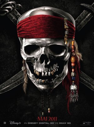 Pirates of the Caribbean: On Stranger Tides 1312x1772