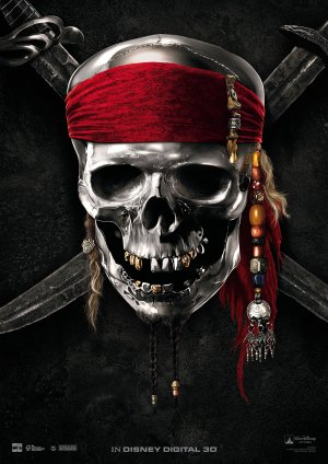 Pirates of the Caribbean: On Stranger Tides 3508x4961