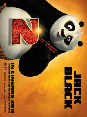 Kung Fu Panda 2 539x720