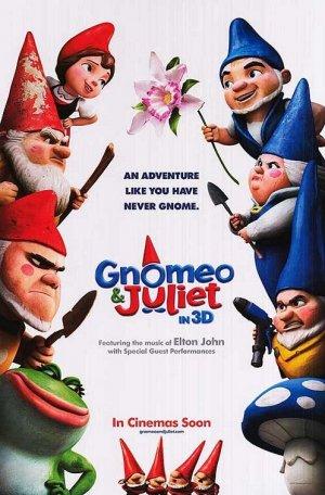 Gnomeo & Julia 497x755