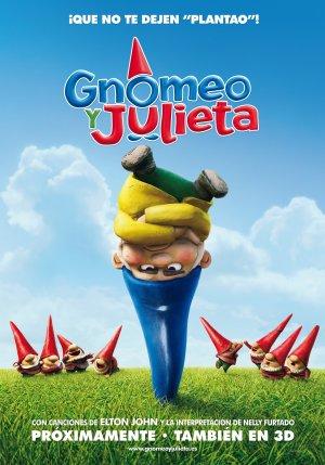 Gnomeo & Julia 1652x2362