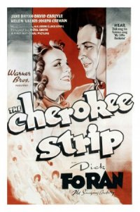 The Cherokee Strip poster