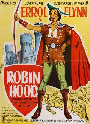The Adventures of Robin Hood 2151x2947