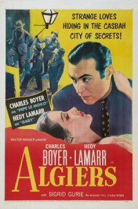 Algiers poster