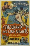 A Thousand and One Nights poster