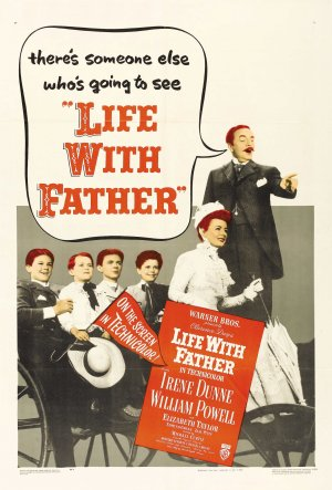 Life with Father Theatrical poster