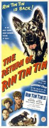 The Return of Rin Tin Tin Poster