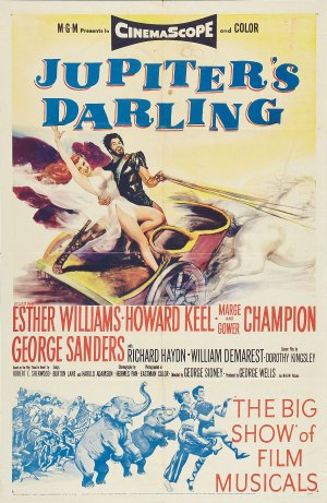Jupiter's Darling Poster