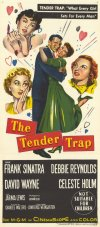 The Tender Trap Poster