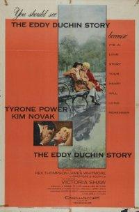 The Eddy Duchin Story poster