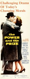 The Power and the Prize Poster