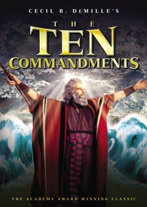 The Ten Commandments 700x986