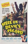 Hell on Devil's Island Poster