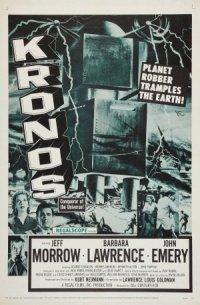 Kronos poster